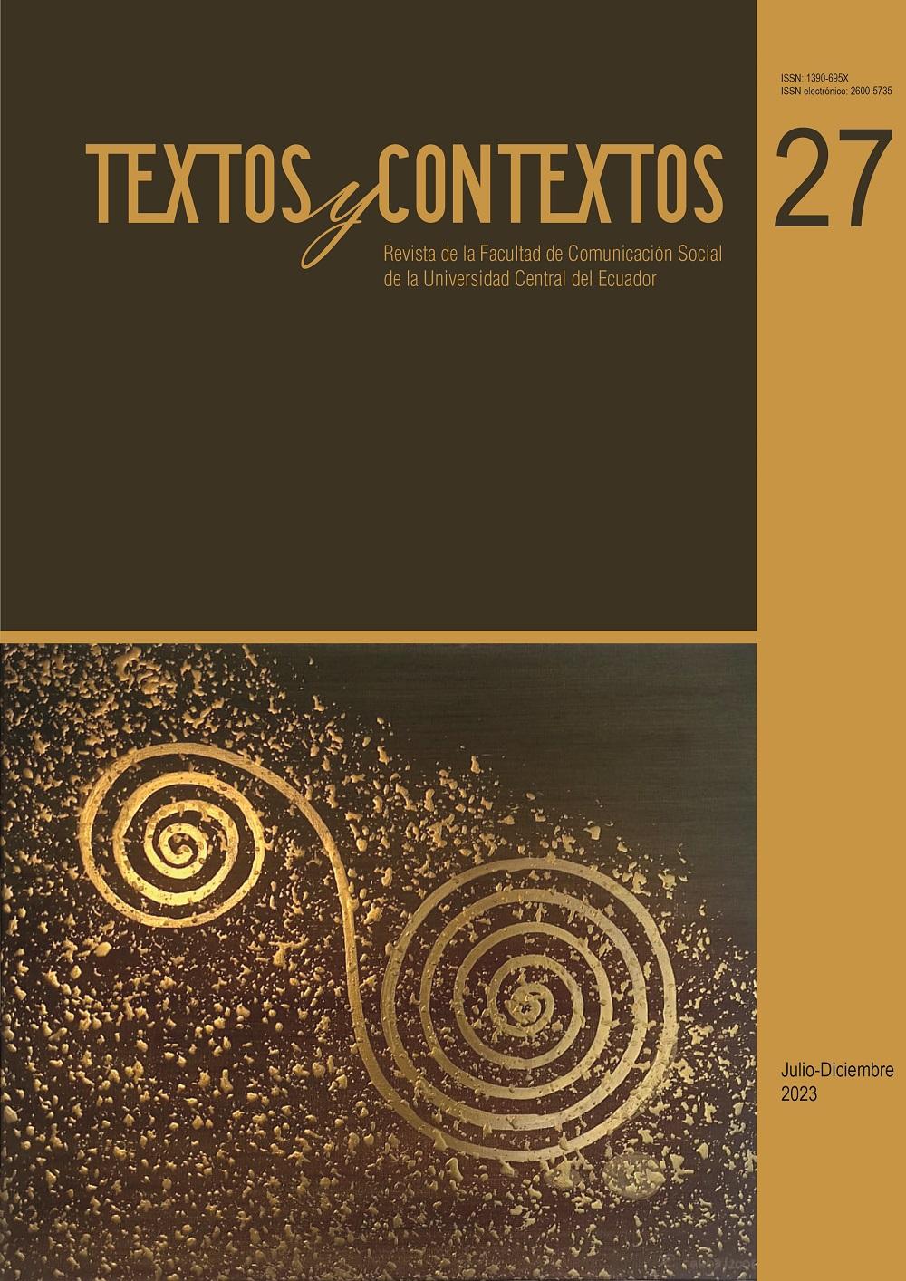 Nº 18 Textos y contextos