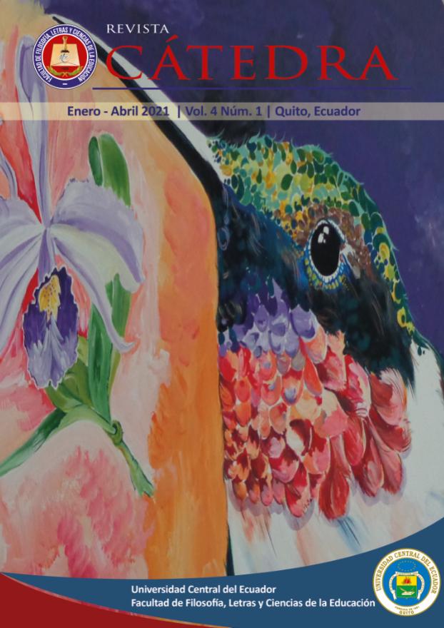 Ver Vol. 4 Núm. 1 (2021): Revista Cátedra