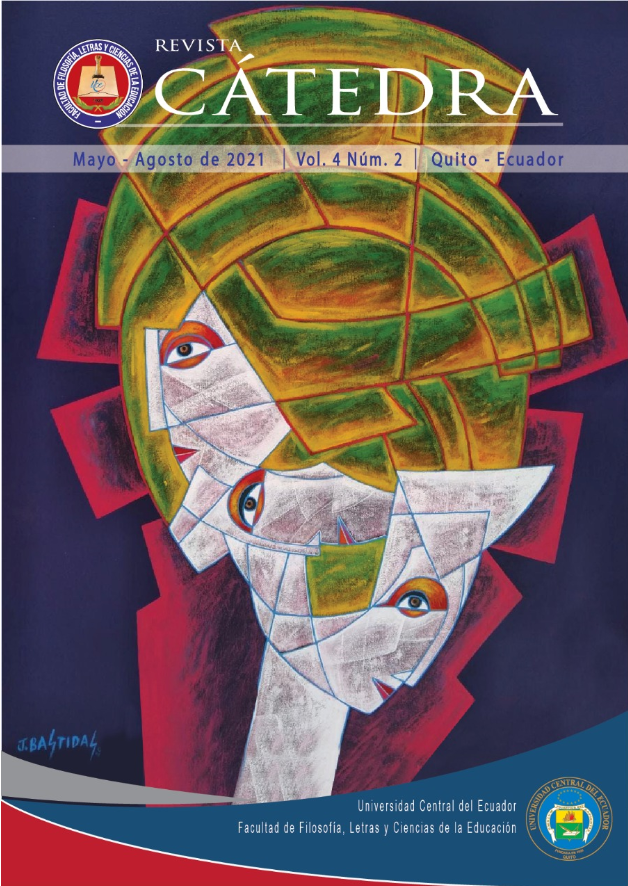 Ver Vol. 4 Núm. 2 (2021): Revista Cátedra