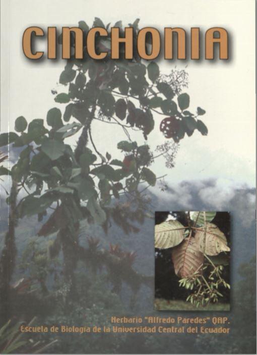 Ver Vol. 5 Núm. 1 (2004): CINCHONIA