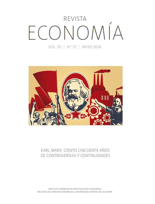 Ver Vol. 70 Núm. 111 (2018): Karl Marx: Ciento cincuenta años de controversias y continuidades
