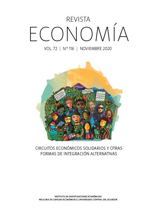 Ver Vol. 72 Núm. 116 (2020): Circuitos económicos solidarios y otras formas de integración alternativas